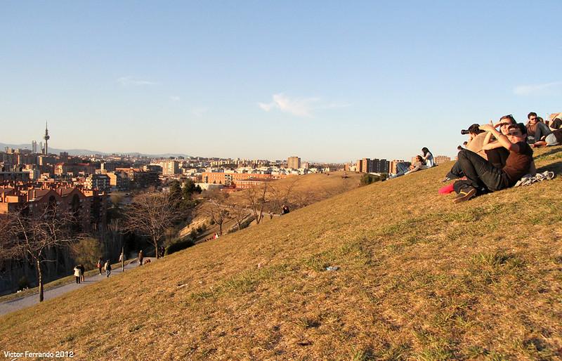Madrid - Parque del Cerro del Tío Pío