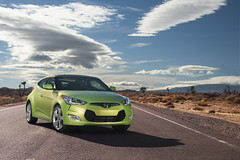 automobile, vehicle, automotive design, mid-size car, hyundai veloster, land vehicle,