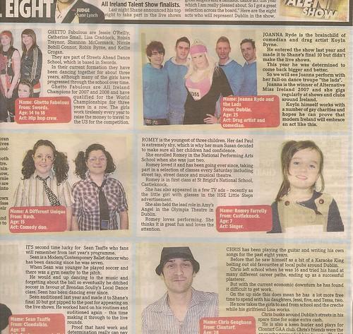 Daily Mirror Joanna Ryde