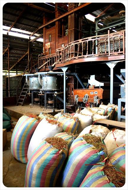 cambodia rice factory