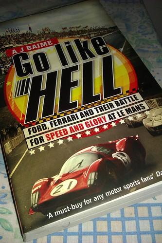 139/366: Go Like Hell
