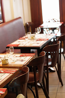 french bistro