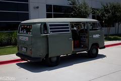 automobile, van, vehicle, transport, mode of transport, minibus, volkswagen type 2, land vehicle, motor vehicle,