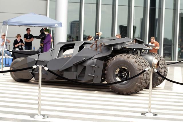 Dark Knight Tumbler