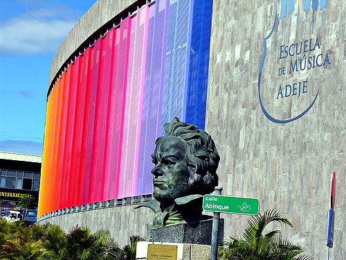 Adeje Music School, Las Torres, Adeje