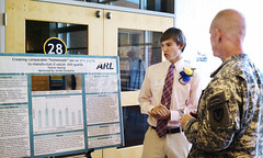 RDECOM mentors Aberdeen students with research projects