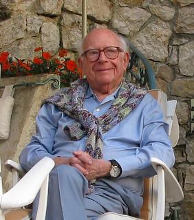 「ダイレクトマーケティングの父」レスター・ワンダーマンの写真