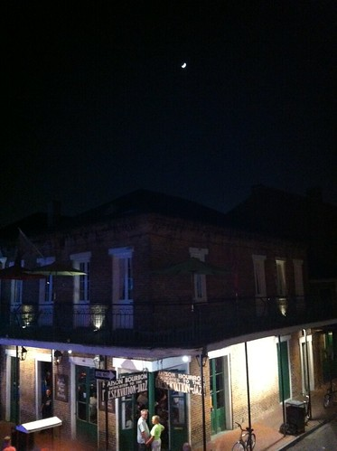 There's a Moon Over Bourbon Street Tonight by Postcards from UAC