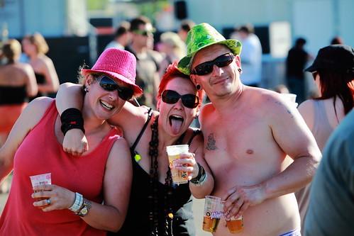 Pinkpop 2012 mashup foto - Kiss komt helemaal niet naar Pinkpop