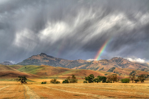 clouds rural day cloudy rainbows sanbenitocounty canon7d
