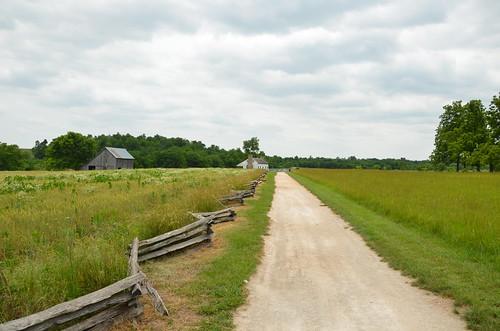 field rural farm country scenic mo missouri farms ozarks historicsite splitrailfence ashgrove statehistoricsite nathanboone