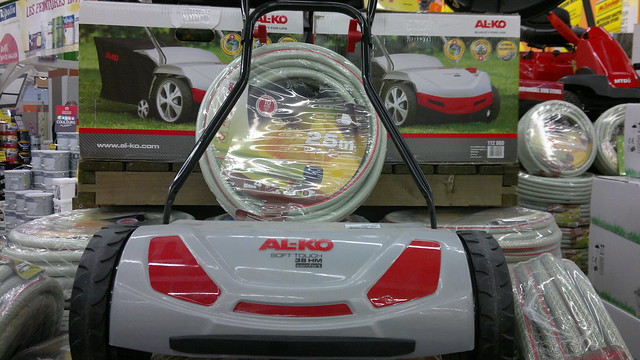 Alko Soft Touch lawnmower