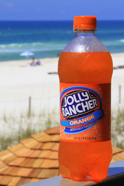 Jolly Rancher Orange