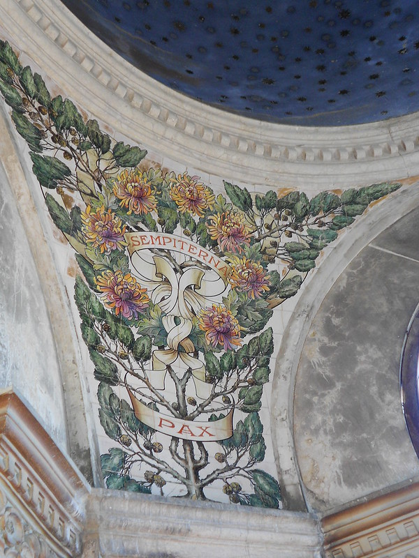 Sempiterna Pax - cappella Camerini