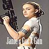 Natalie's Got a Gun