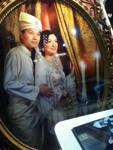 Malay Wedding Photo