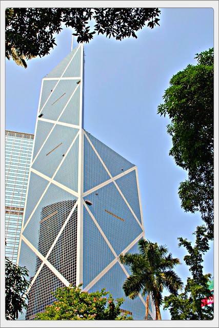 Hong Kong Central_Bank of China Tower