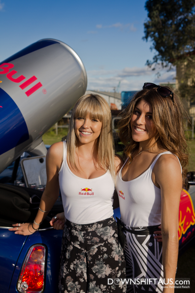 how to become a redbull girl