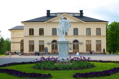 Drottningholm Palace Theatre