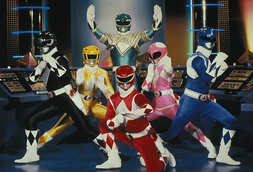 Mighty Morphin Power Rangers to Time Life DVD