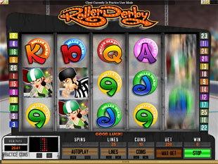 Roller Derby slot game online review