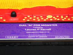 Dial 'M' for Monster info