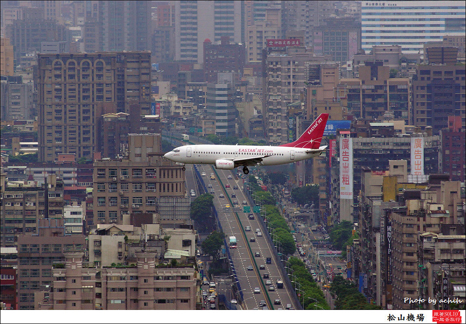 Eastar Jet / HL8204 / Taipei Songshan Airport