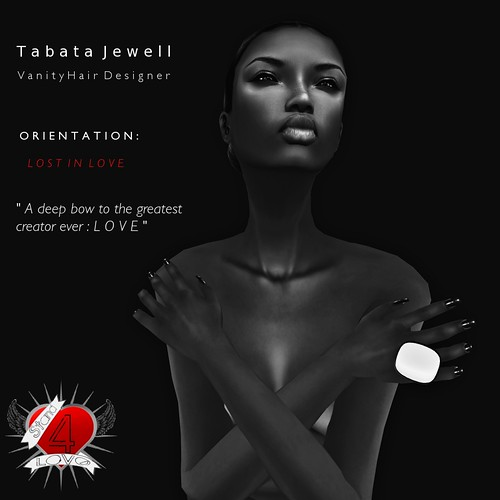 STAND4LOVE by Tabata Jewell