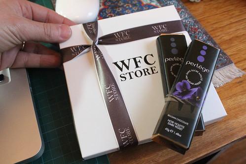 Chocolates sin azúcar de WFC STORE