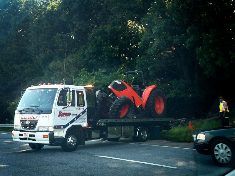 Split Tractor