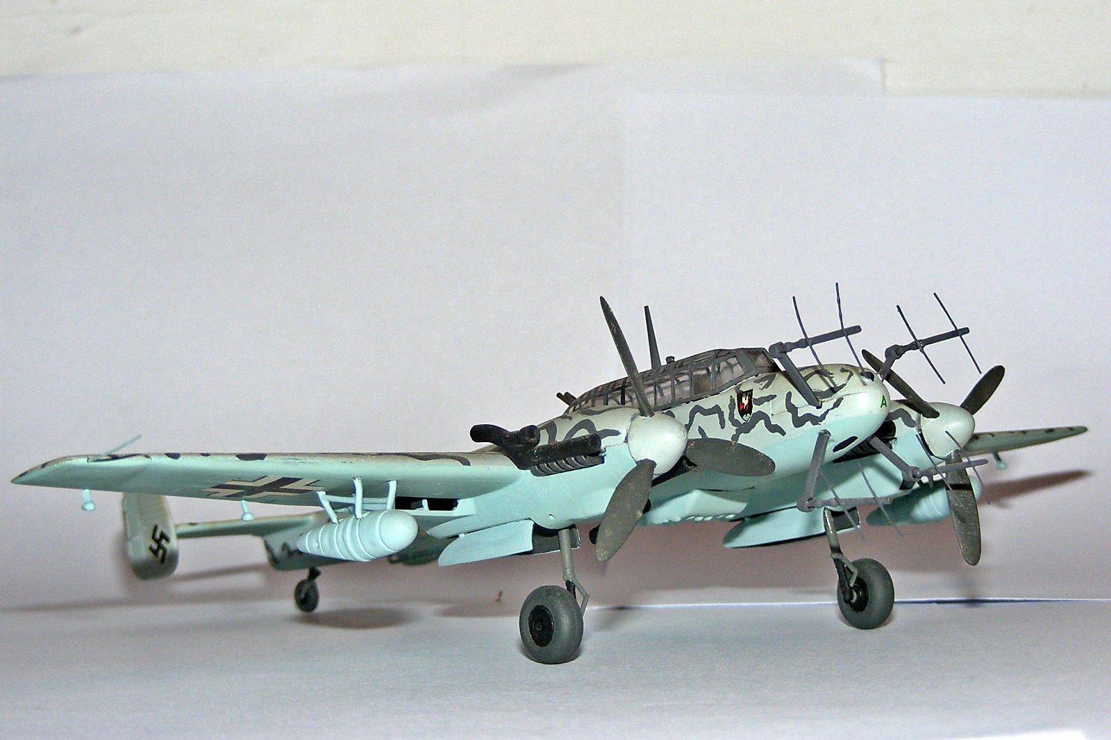 Messerschmitt Me 110G-4 frog 1/72