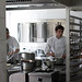 Jacques Genin's pastry kitchen