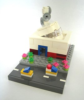 Thames Valley Police Station (micro)