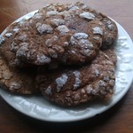 Secret Recipe Club: Judy's Chocolate Earthquake Cookies