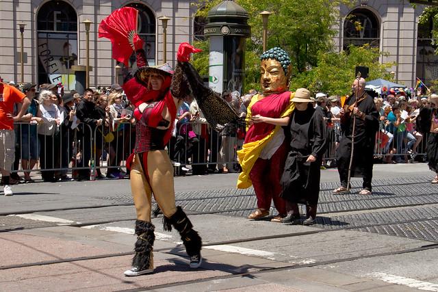 San Francisco Gay Pride 2012