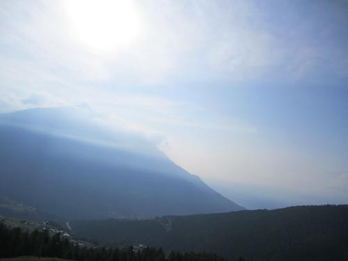 Tra le nuvole