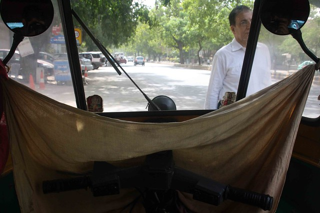 City Season – June Heat, Delhi Autos