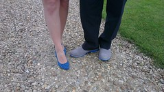 Our FANTASTIC shoes - Photo of Soignolles
