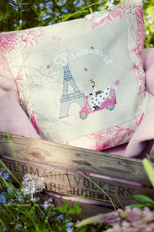 La Sylphide Toque - La Parisienne