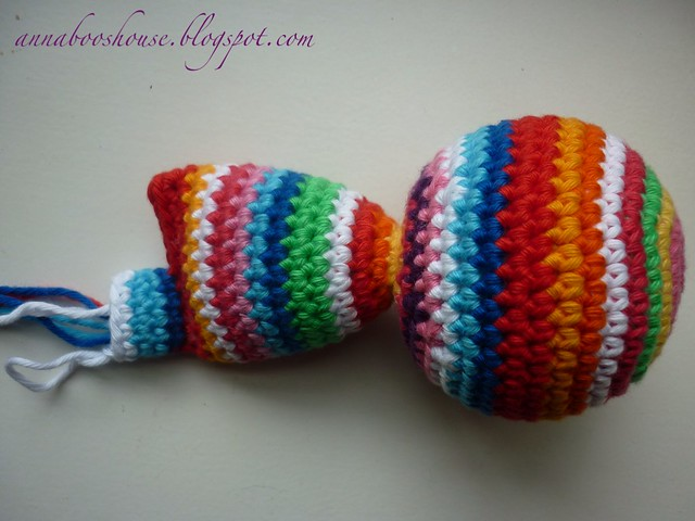 Stripey crochet