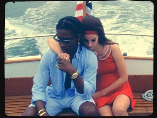 New Video Lana Del Rey National Anthem Starring Asap Rocky Missinfo Tv