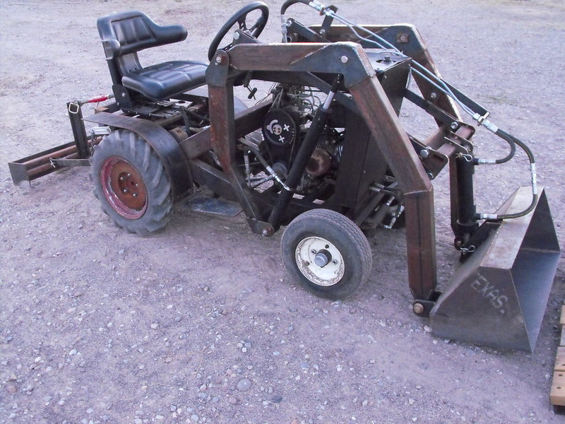 Repurposing a Mower Transmission
