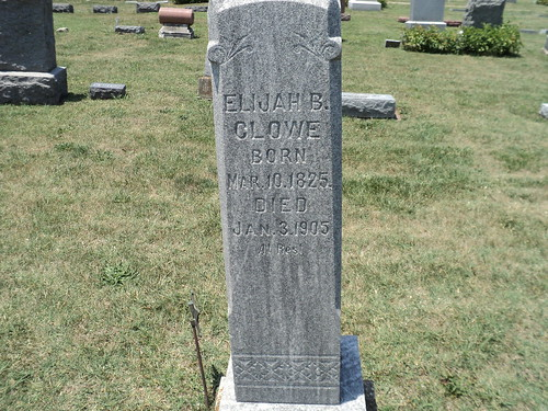 ohio union hobby civilwarveteran tombstonephoto companyi151stohioinfantry elijahbclowe