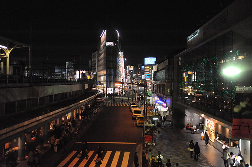 After Japan trip 2011 - day 3. Tokyo - Ueno.