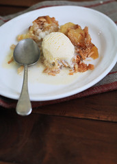 Gluten Free Coconutty Apple Crumble