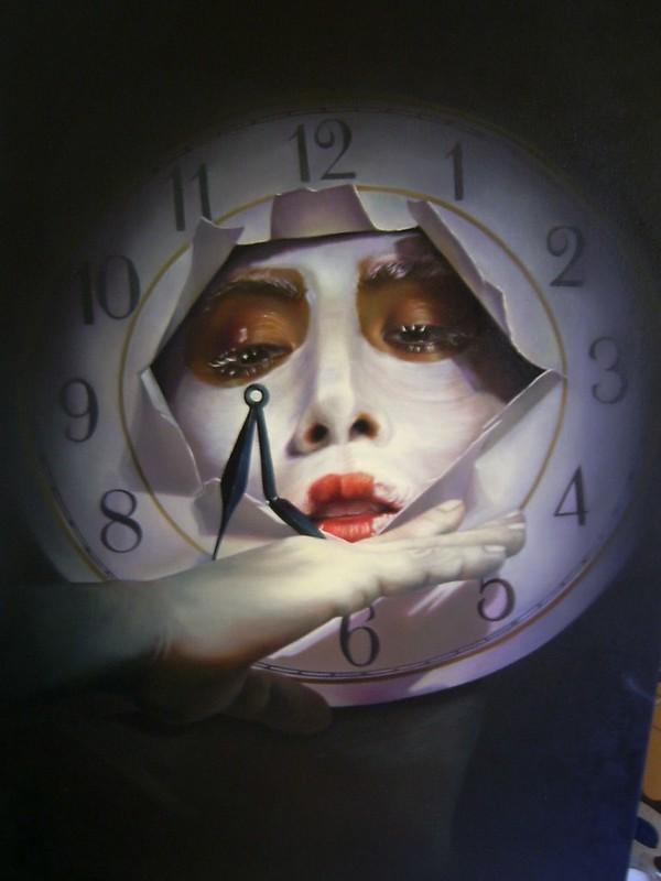 Contemplando el paso del tiempo