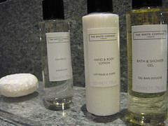 The White Company Bathroom Toiletries