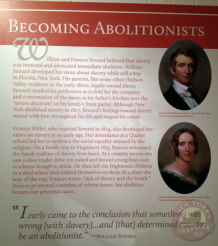Seward Becoming Abolitionists