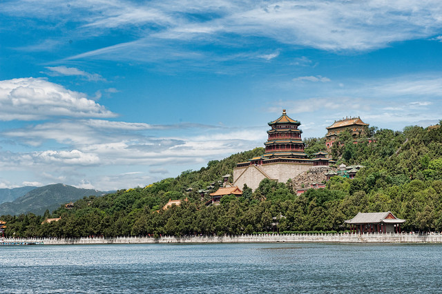 Summer Palace in Beijing by CC user rustler2x4 on Flickr