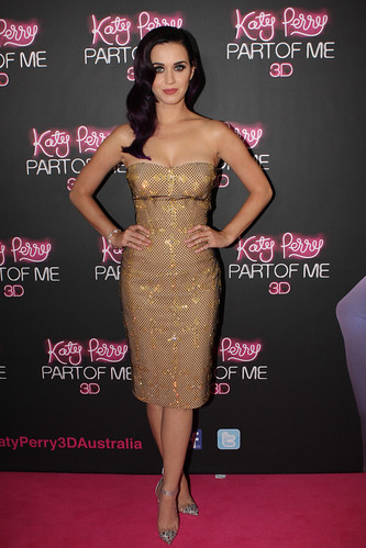 Katy Perry, Part Of Me Australian Premiere by Eva Rinaldi Celebrity and Live Music Photographer